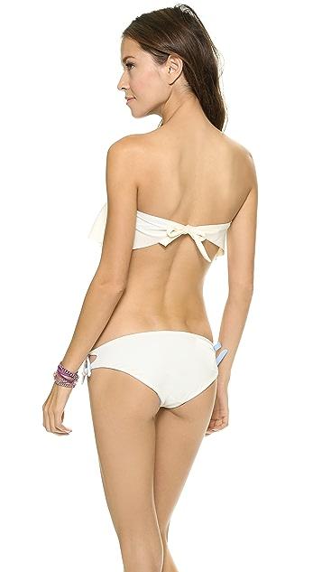 Basta Surf Onfre Flounce Bikini Top