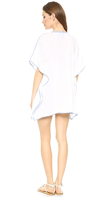 Basta Surf Maya Caftan Cover Up
