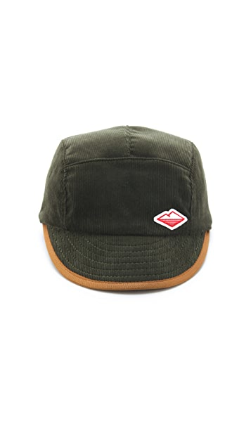222450b265d Battenwear 5 Panel Camp Cap