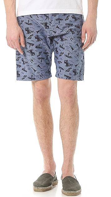 Battenwear Overhang Shorts