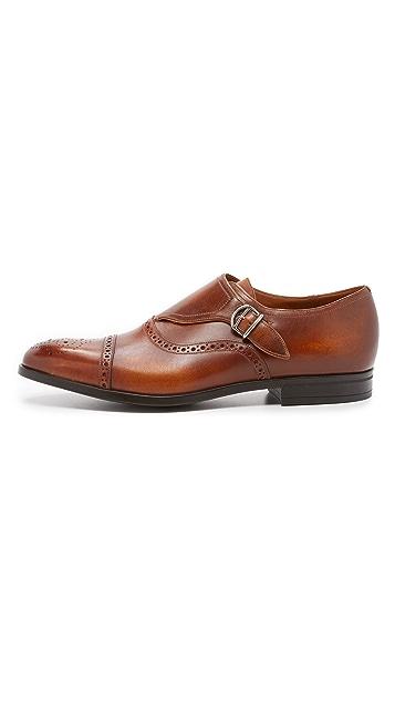Bally Lanor Monkstrap Shoes