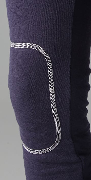 Band of Outsiders Double Faced Leggings