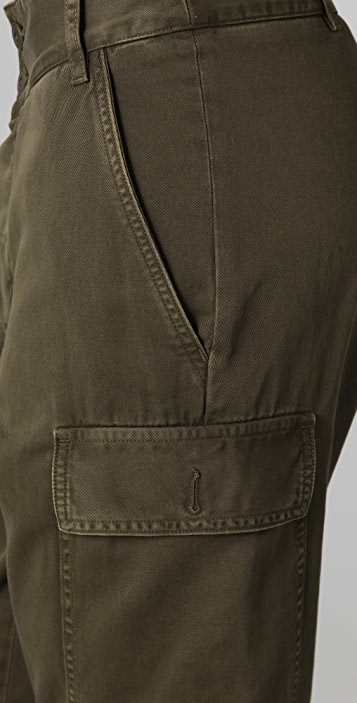 Band of Outsiders Chino Cargo Pants