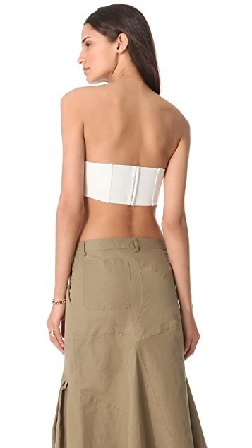 Band of Outsiders Bandeau