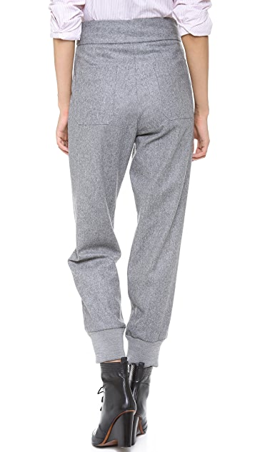 Band of Outsiders Wool Pants