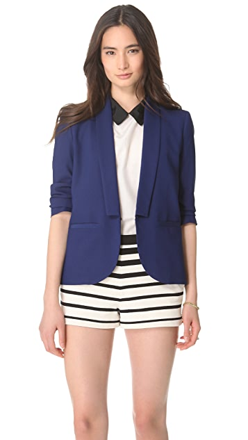 Band of Outsiders Stitch Lapel Blazer