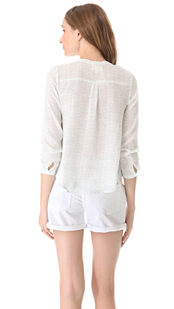 Band of Outsiders Bird Nouveau Blouse