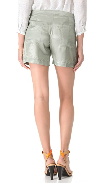 Band of Outsiders Flight Shorts