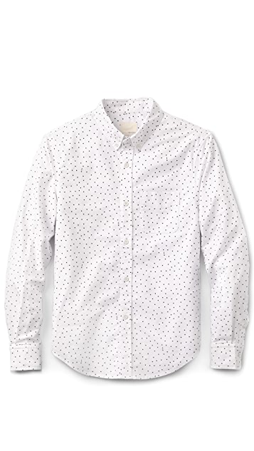 Band of Outsiders Punctuation Shirt