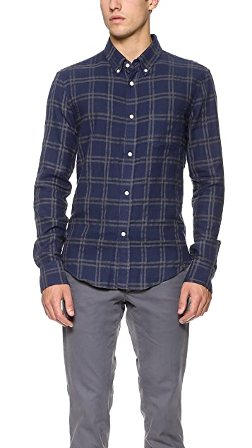 Band of Outsiders Button Down Shirt