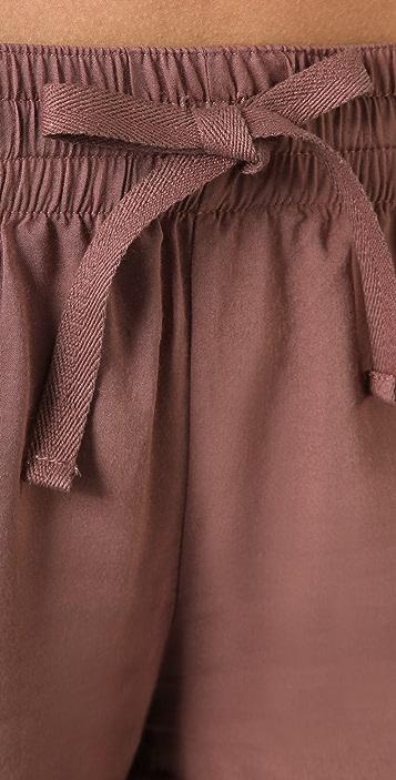 BB Dakota Edythe Drawstring Shorts