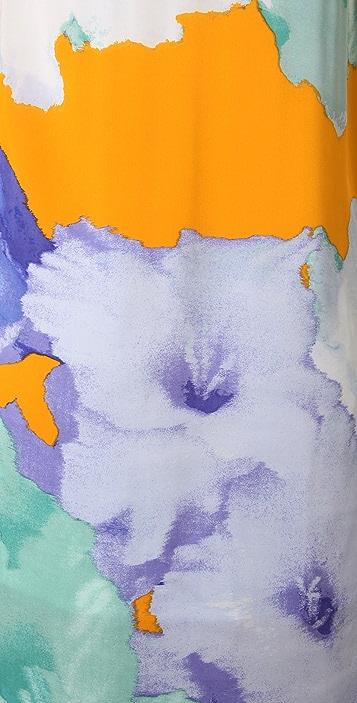 BB Dakota Rochelle Print Dress / Skirt
