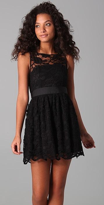 BB Dakota Faith Lace Dress