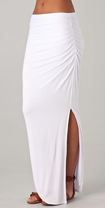 BB Dakota Sophie Long Skirt with Slit