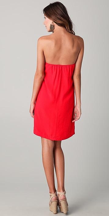 BB Dakota Gisela Strapless Dress