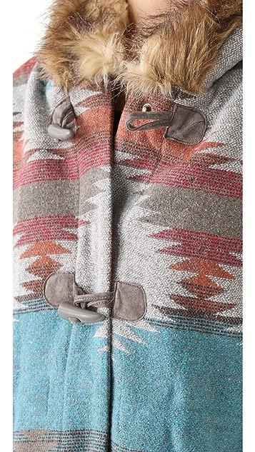 BB Dakota Printed Coat