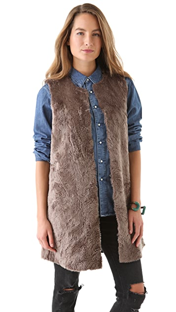BB Dakota Shelby Reversible Vest