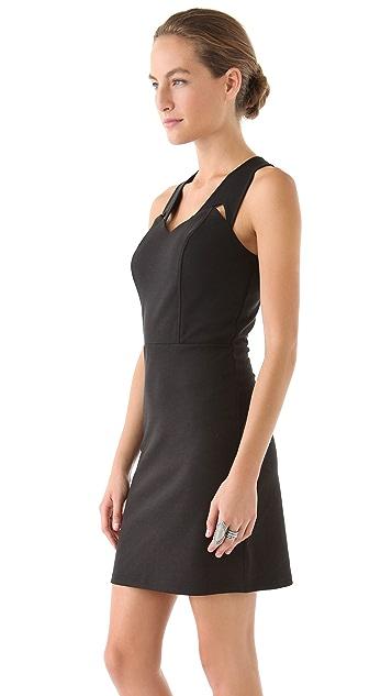 BB Dakota Maura Ponte Dress