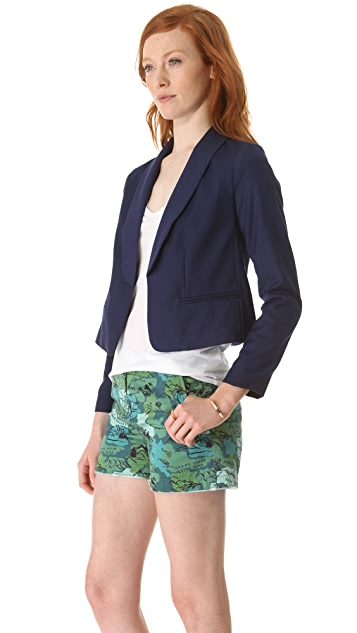BB Dakota Misha Twill Blazer