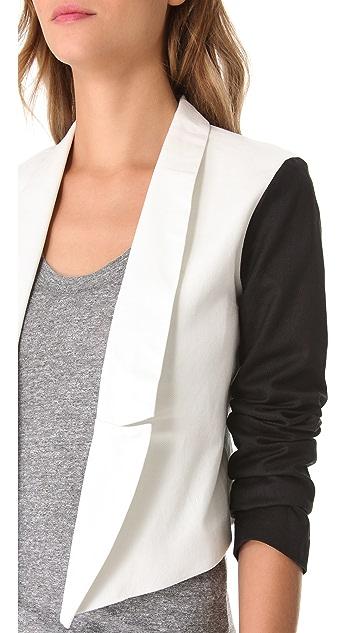 BB Dakota Alton Cropped Jacket
