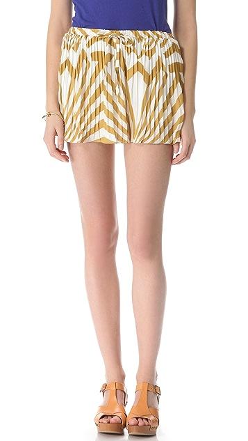 BB Dakota Mya Pleated Skirt