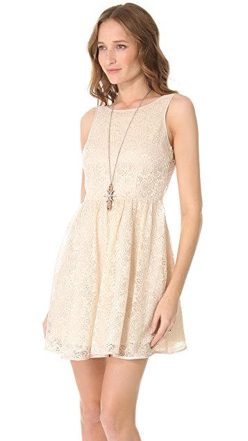 BB Dakota Azura Lace Dress