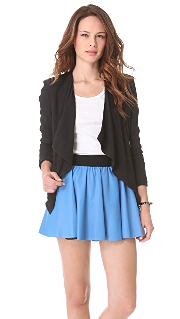 BB Dakota Adams Sharp Shoulder Jacket