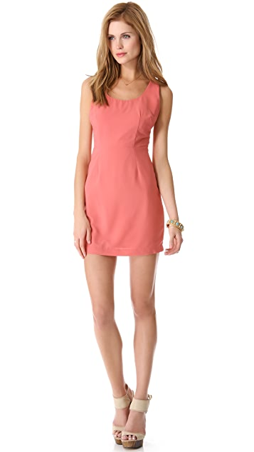 BB Dakota Worthington Cut Out Back Dress