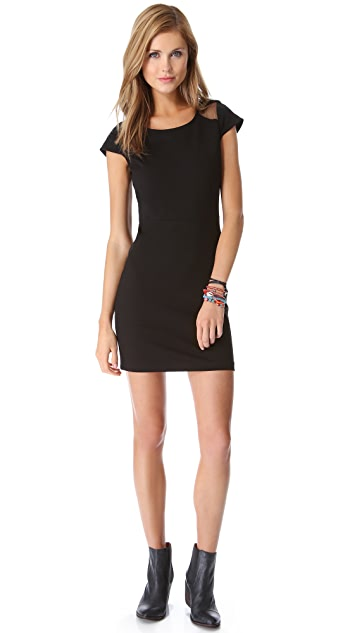 BB Dakota Edgemont Mini Dress