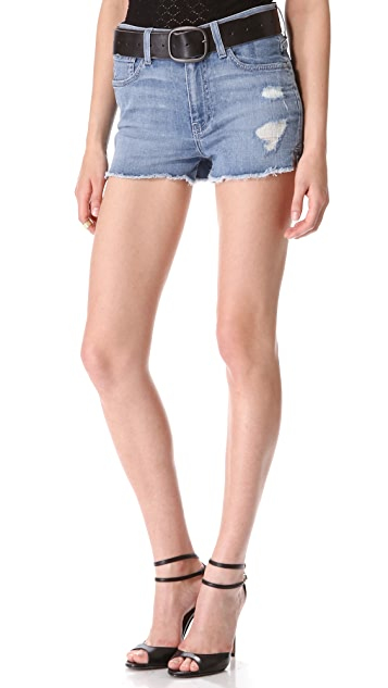 BB Dakota Dakota Collective High Waist Shorts