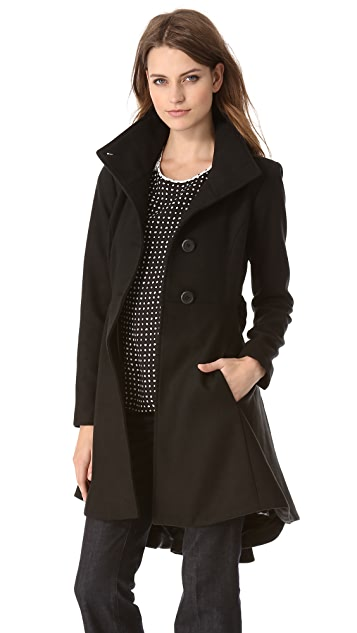 BB Dakota Deena Belted Coat