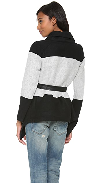 BB Dakota Elanor Belted Jacket