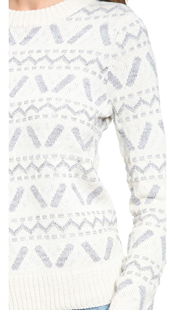 BB Dakota Celia Pattern Sweater