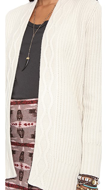 BB Dakota Sunday Cardigan