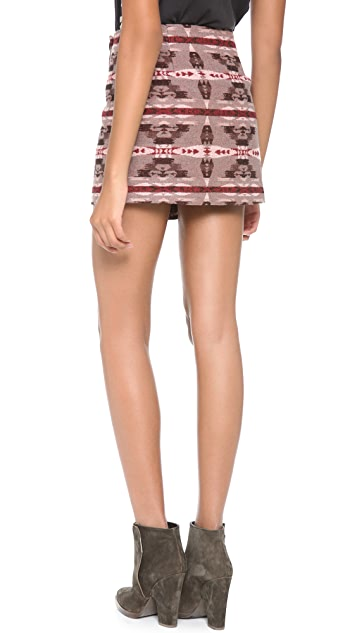 BB Dakota Camryn Skirt