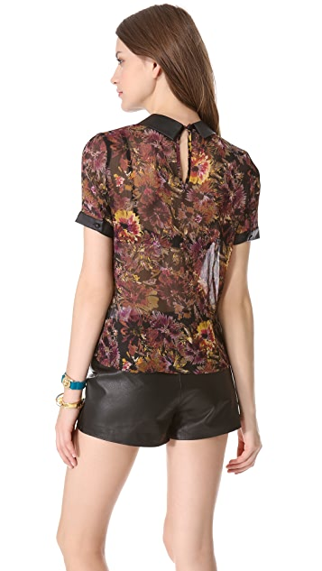 BB Dakota Floral Top