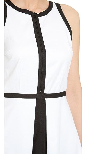 BB Dakota Derry Linen Dress
