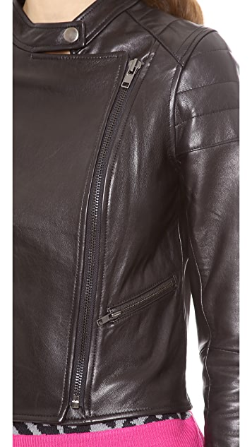 BB Dakota Valli Leather Jacket