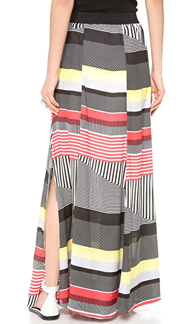 BB Dakota Iverson Maxi Skirt