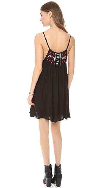 BB Dakota Archer Dress