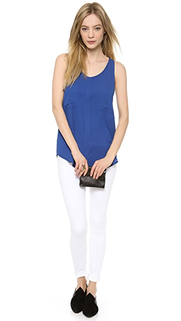 BB Dakota Allon Sleeveless Blouse