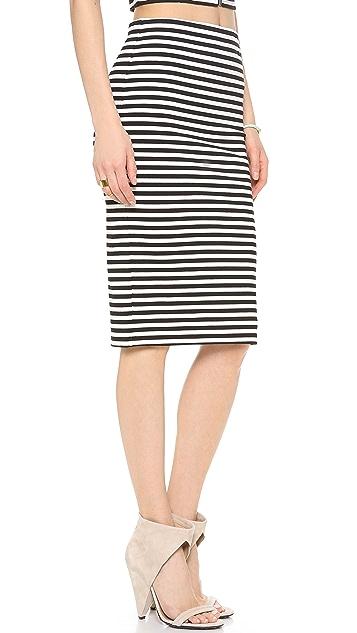 BB Dakota Cayleen Pencil Skirt | SHOPBOP