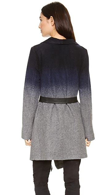 BB Dakota Deva Ombre Coat