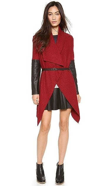 BB Dakota Nynette Pleated Skirt