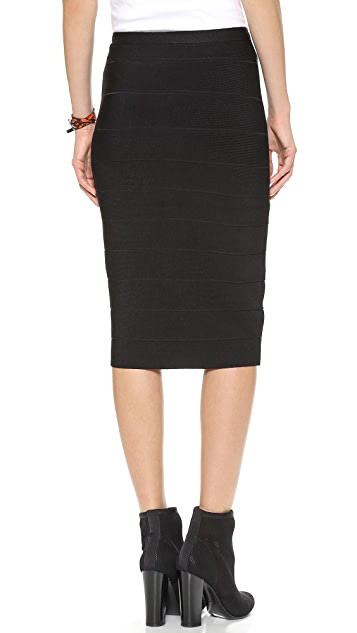 BB Dakota Senet Pencil Skirt