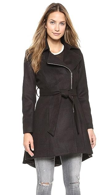 BB Dakota Amorie Skirted Coat