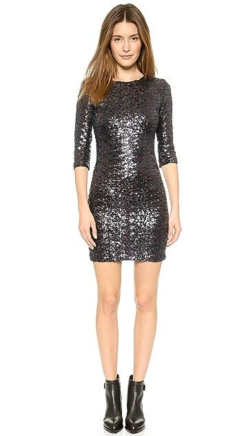 BB Dakota Villette Sequin Dress