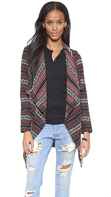BB Dakota Brendi Cardigan Coat