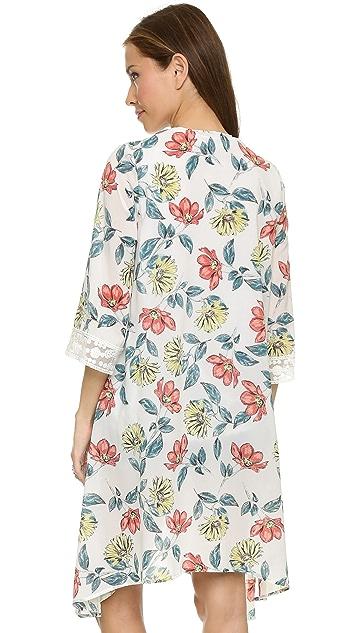 BB Dakota Aada Desert Rose Printed Jacket