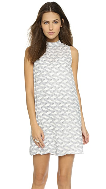 BB Dakota Cami Trails Printed Dress